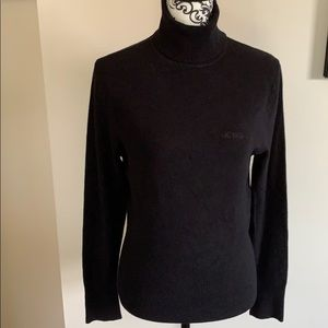BCBG Max Azria sweater. Size Large. Turtleneck